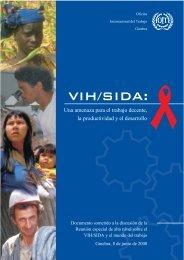 VIH/SIDA: - HO - Higiene Ocupacional