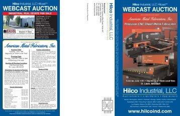 Download Brochure - Hilco Industrial