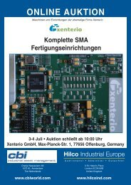 hilco industrial europe online auktion