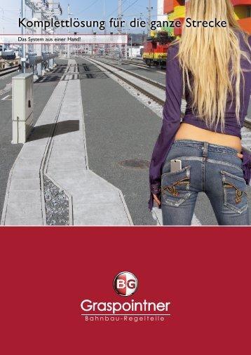 Prospekt als PDF - BG Graspointner GmbH & Co KG