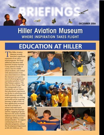 2006 - Q4 - Hiller Aviation Museum