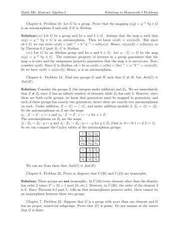 abstract algebra solved problems math homework answers algebra 2