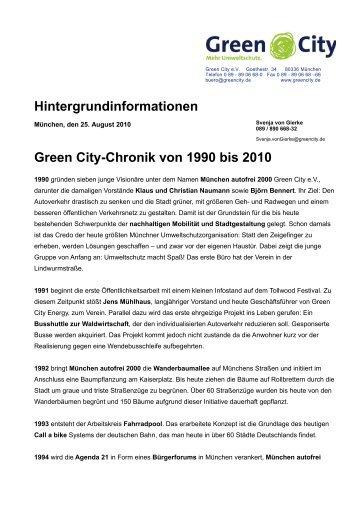 Green City eV