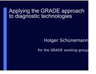 GRADE Diagnosis Freiburg 2008.ppt [Read-Only] - GRADE working ...