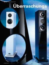 Testbericht Audio Physic Classic 10/20 - Hi-Fi Sulzer