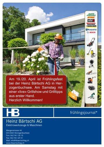 HB Heinz Bärtschi AG