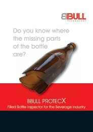 Do you know where the missing parts of the bottle are?