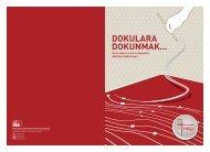 Yarışma Kataloğu - İHİB Halı Tasarım Yarışması