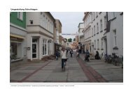Umgestaltung Schuhhagen - Hansestadt Greifswald