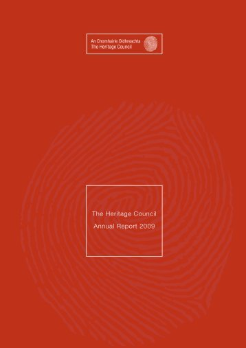 to download an English language version of the 2009 Heritage ...