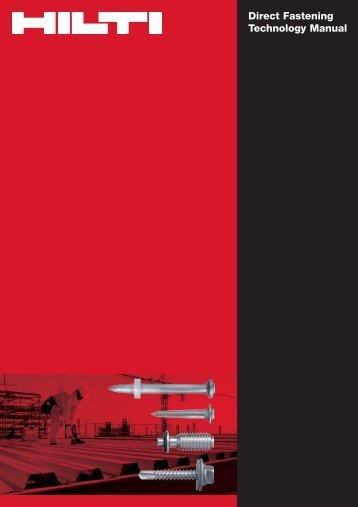Cover FTM en 18mm - Hilti