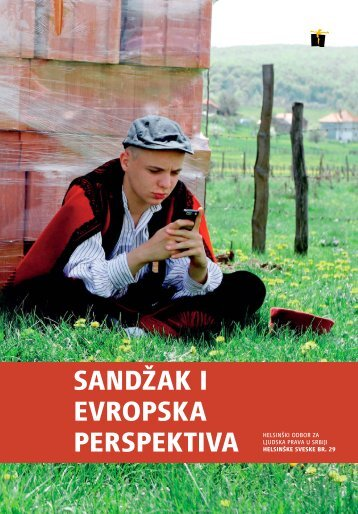 Sandžak i evropska perspektiva - Helsinki Committee for Human ...