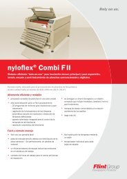 nyloflex® Combi F II - Flint Group
