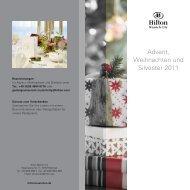 Advent, Weihnachten und Silvester 2011