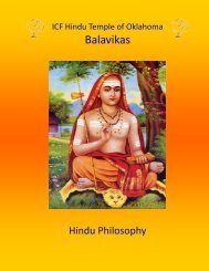Balavikas - Hindu Temple of Oklahoma City