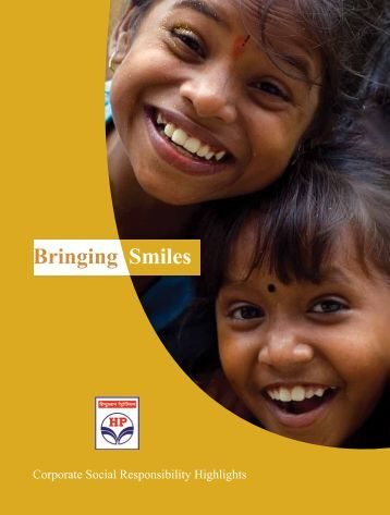 Bringing Smiles - Hindustan Petroleum Corporation Limited