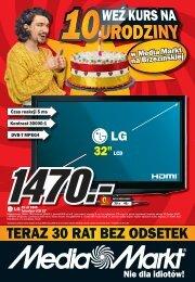 TERAZ 30 RAT BEZ ODSETEK - Hiperpromo