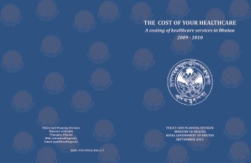 Health Care Costing 2009-10 - Ministry of Health