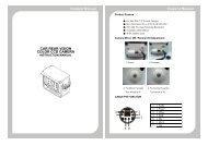 CAR REAR VISION COLOR CCD CAMERA - HI SHARP