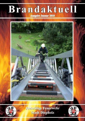Brandaktuell dankt dem - Freiwillige Feuerwehr Diepholz