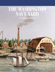 the washington navy yard - Naval History and Heritage Command ...
