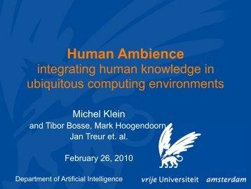 Human Ambience