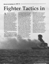 Fighter Tactics - Naval History and Heritage Command