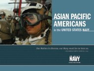 asian pacific americans - Naval History and Heritage Command ...