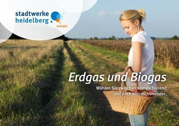Erdgas und Biogas - Heidelberger Versorgungs
