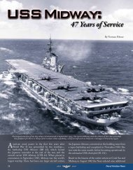 USS Midway: 47 Years of Service - Naval History and Heritage ...