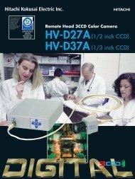 HV-D27A Datasheet