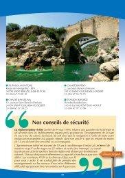 GUIDE NATURE 2010 \(147 x 210\) - Conseil Général de l'Hérault