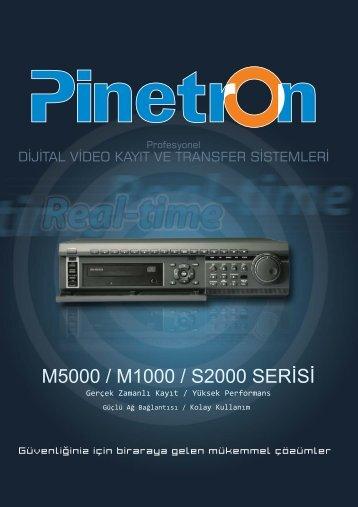 M5000 / M1000 / S2000 SERİSİ