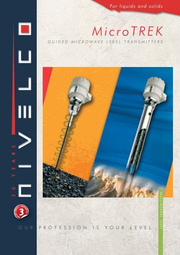 MicroTREK 400 Brochure - HiTECH Technologies