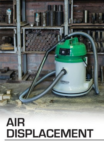Click Here to view Hitachi's Air Displacement Catalogue