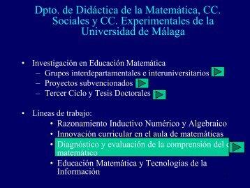 presentación valladolid: linea investigación comprensión del ...