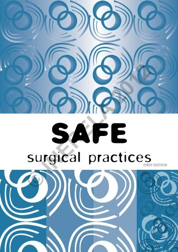 Safe Surgical Practices