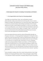 Lebenslauf - Hans-Jürgen Schulke Prof. Dr. Hans-Jürgen Schulke