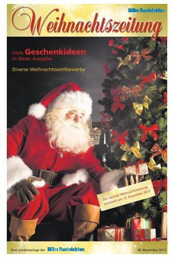 Weihnachtszeitung
