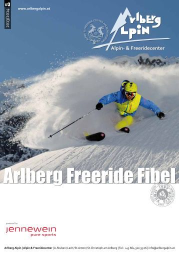 Arlberg Freeride Fibel