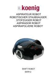 Automatic Vacuum Cleaner - Koenig