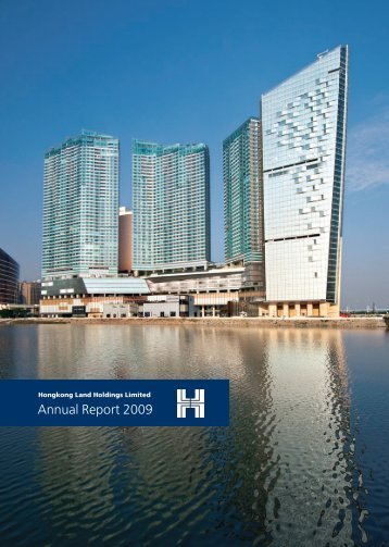 Annual Report (in PDF) - Hongkong Land