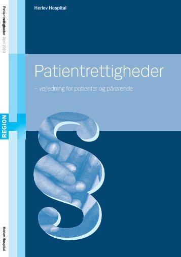 Patientrettigheder - Herlev Hospital