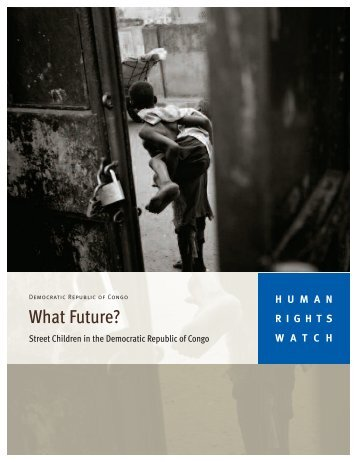 Report - Human Rights Watch