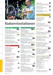 Radservicestationen - radwanderland.de