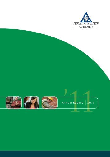 Annual Report 2011 - Health and Safety Authority