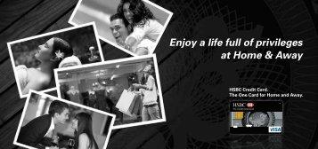 Visa Platinum - HSBC Sri Lanka