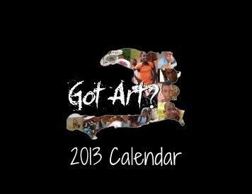 full color calendar - Haiti Project