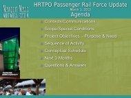 Newport News Passenger Rail Station Development - Hampton ...