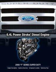 6.4L Power Stroke® Diesel Engine